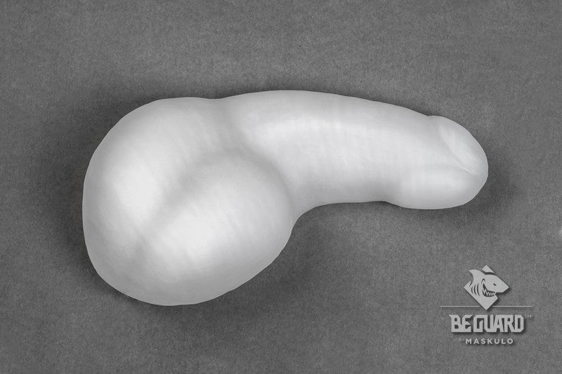 BeGuard. Enhancing Silicone Dick Cover. An Insert in Underwear