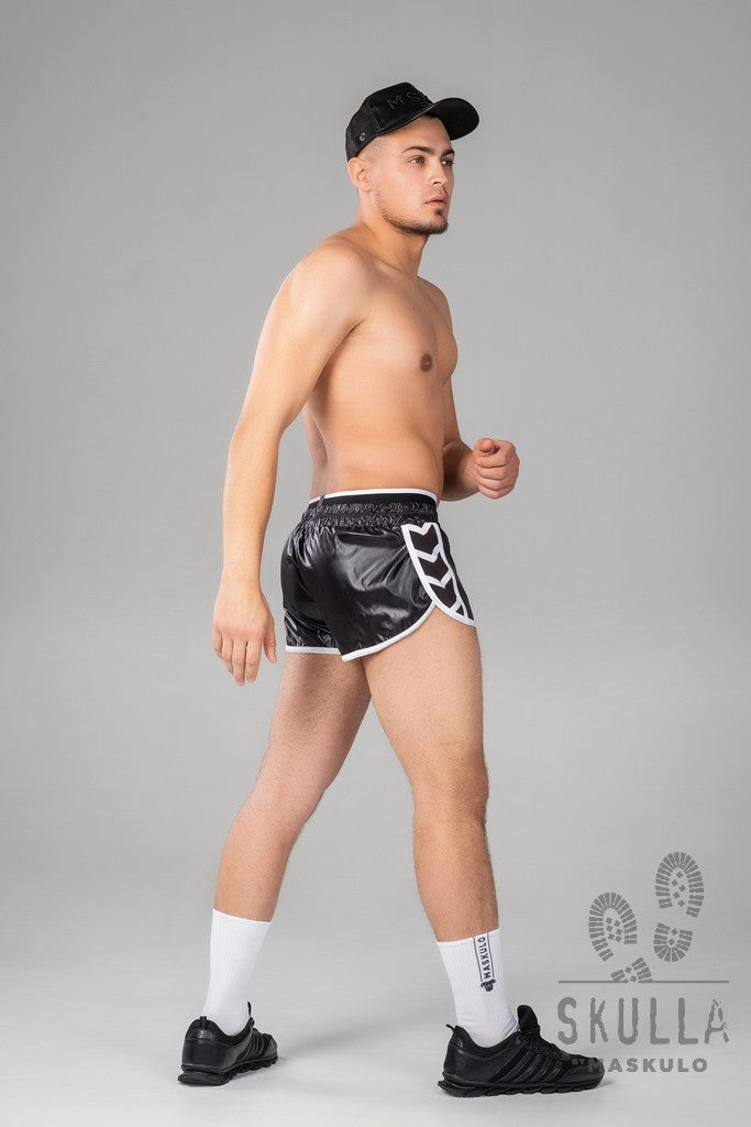 Skulla. Men's Fetish Running Shorts