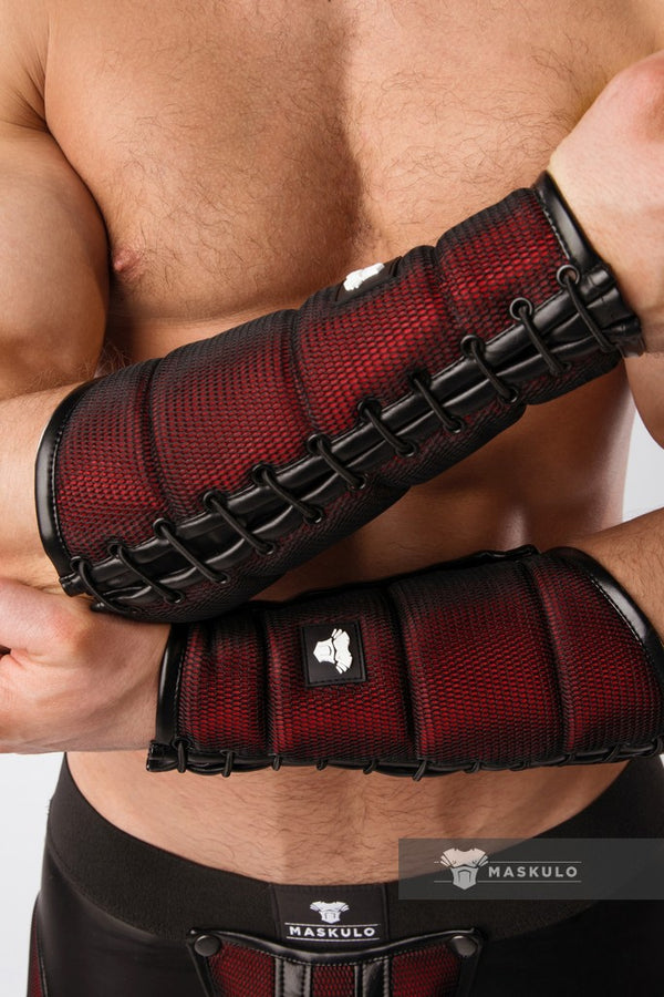 Armored. Color-Under. Forearm Guard Wallet (1 pc)