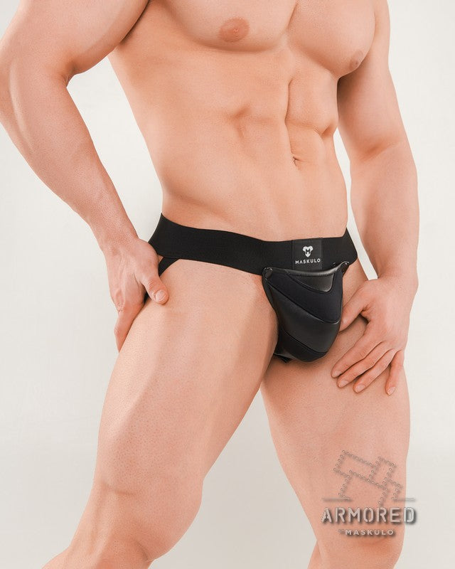 Armored Next. Men's Fetish Jockstraps
