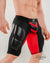 Armored Next. Men's Fetish Cycling Shorts