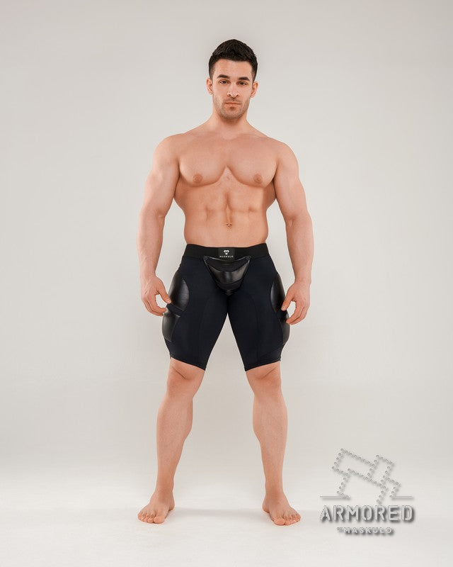 Armored Next. Men's Fetish Shorts