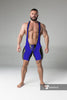 Men's Fetish Wrestling Singlet. Codpiece, full thigh Pads