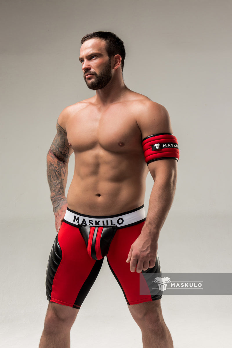 Armored. Maskulo Spandex Biceps Band