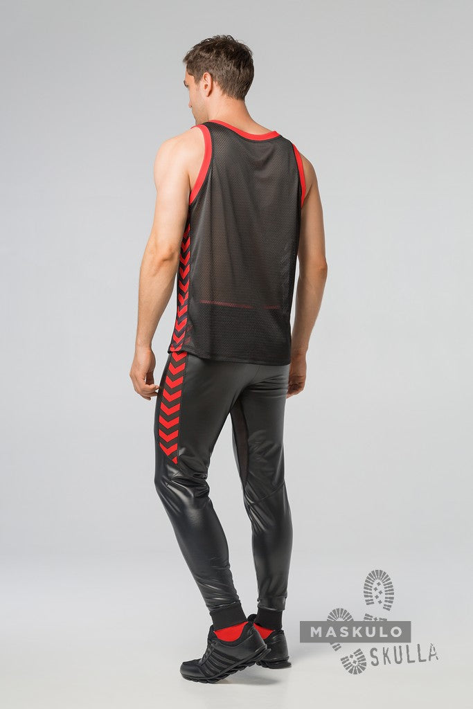 Skulla. Men's Fetish Tank Top