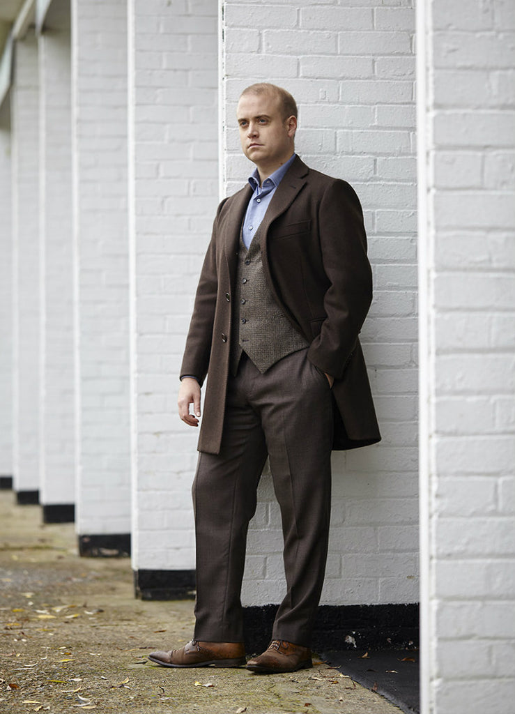 John Goodwin Coat | Look No. 15131 | From City to Countryside