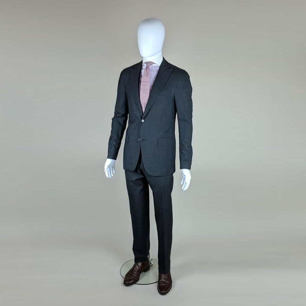 John Goodwin Black Label Suit | Look 15124 Shadow Check