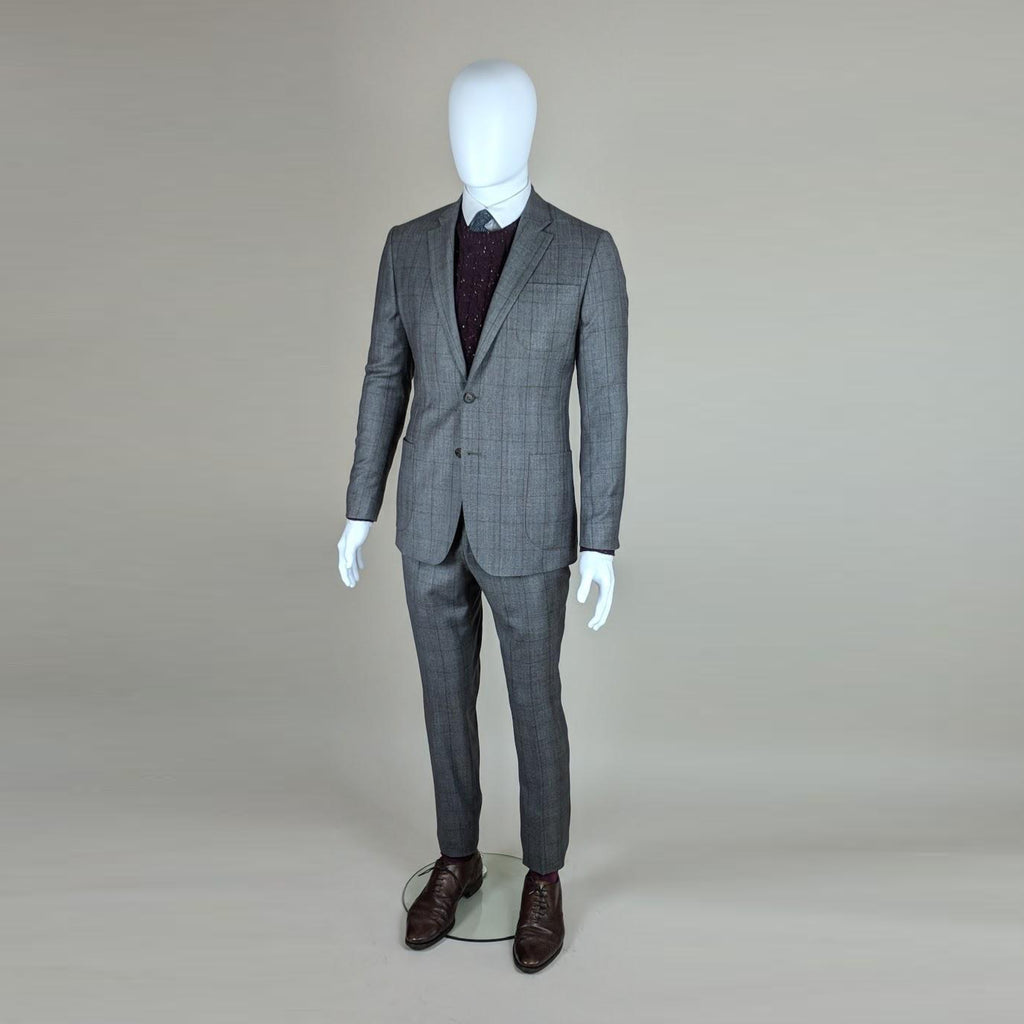 John Goodwin White Label Suit | Look 17103 A Hard Day's Night