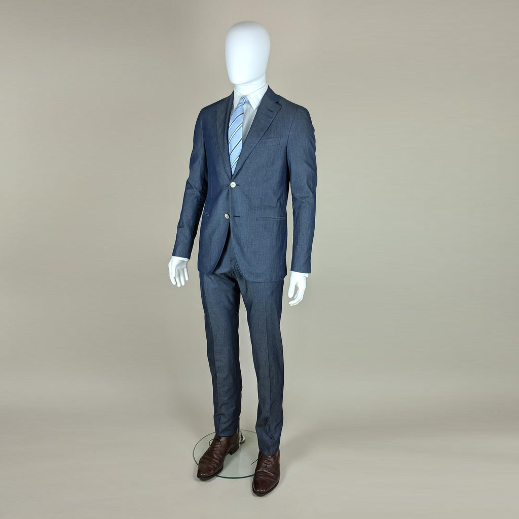 John Goodwin Black Label Suit | Look 15116 Double Down