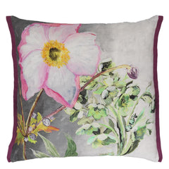 Madhuri Camelia cushion