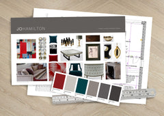 Two-day interior design course with Jo Hamilton