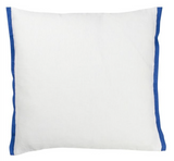Mokuren Cobalt cushion