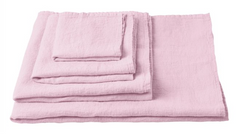 Orcia Blossom towels