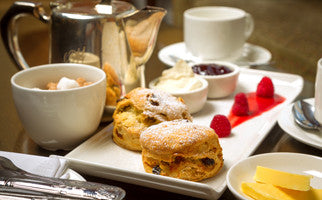 Classic Cream Tea for Two