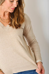 Lace Shoulder Detail Top