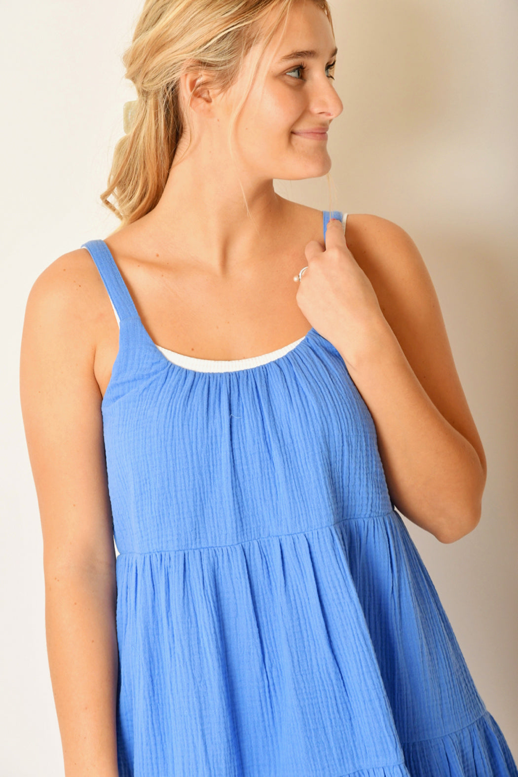 Free People Sunday Scoop Sweater