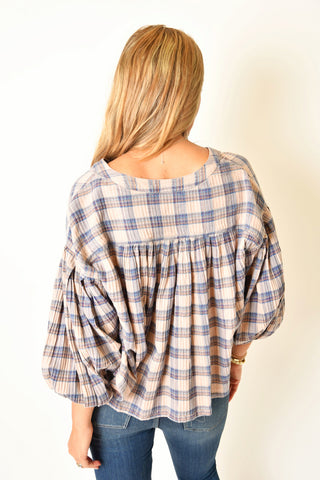 Billabong Tied and True Blouse