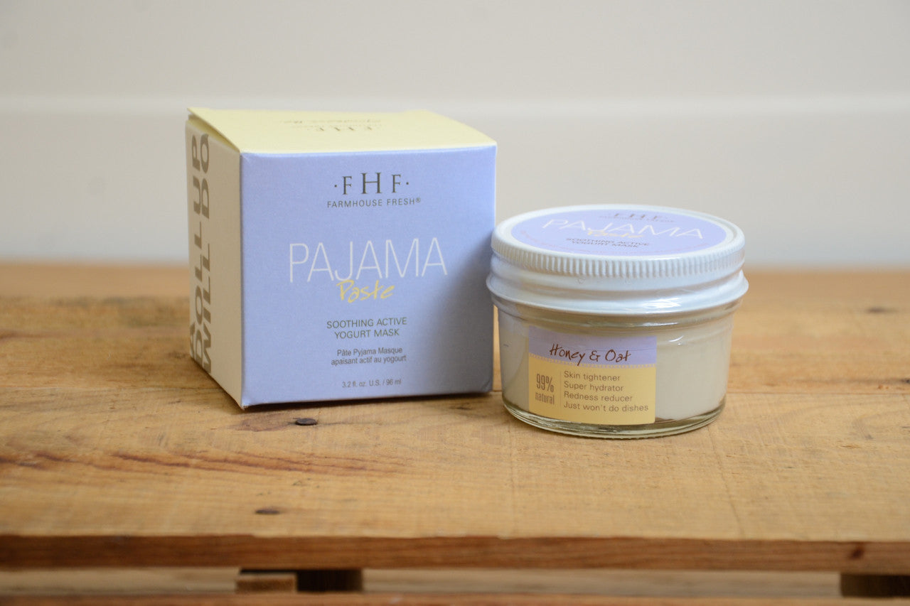 Pajama Paste Facial Mask
