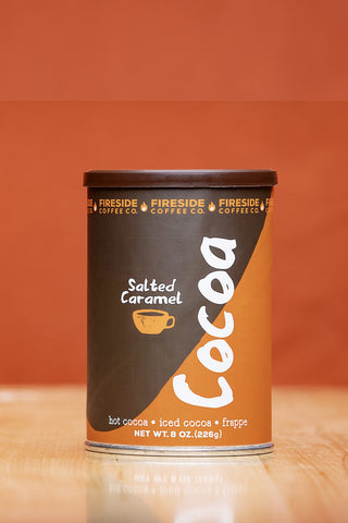 Salted Caramel Cocoa