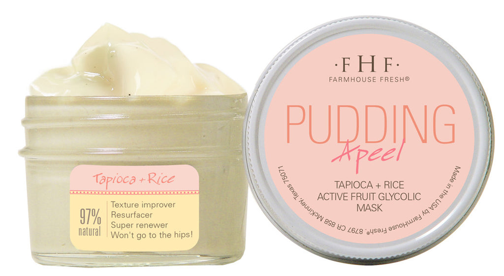 Farmhouse Fresh Pudding Apeel Face Mask