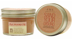 Farmhouse Fresh Sand Your Ground Clarifying Mud Exfoliation Mask