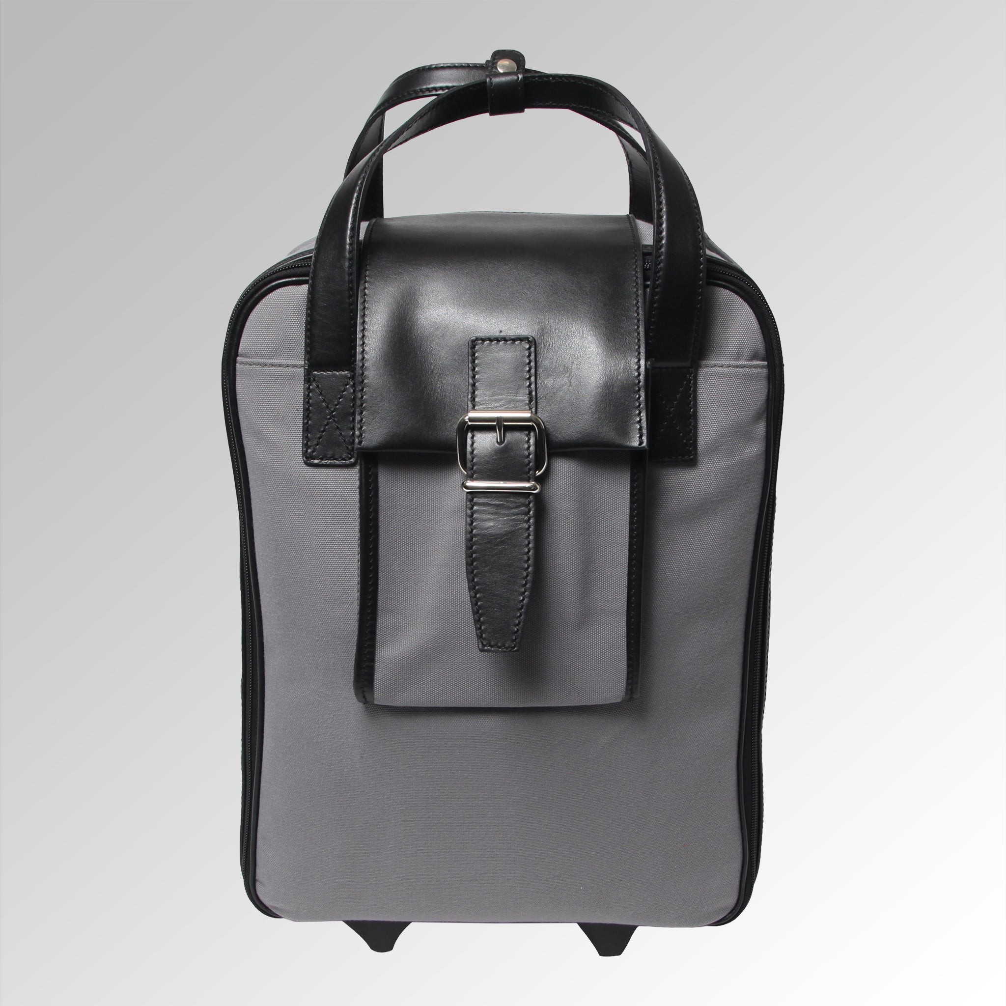 Travel - Gray/Black Carry On