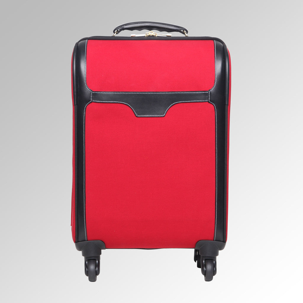 Travel - Red/Black Carry On
