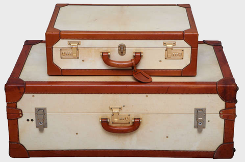 TAnthony Heritage Suitcases