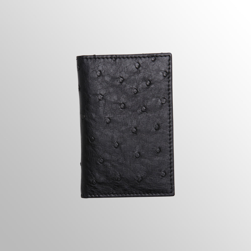 OSTRICH SLIM CREDIT CARD CASE