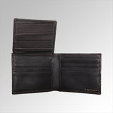 MATTE ALLIGATOR FLIP ID WALLET
