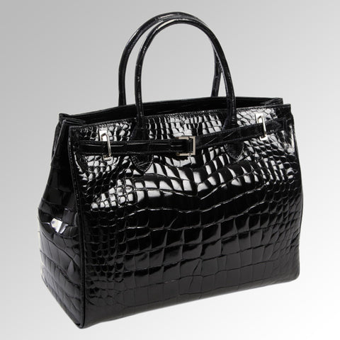 ALLIGATOR DRESSAGE TOTE