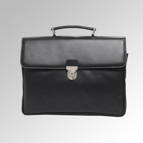 Nappa Leather Briefcase