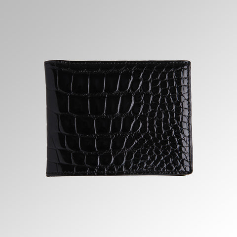 ALLIGATOR HIP WALLET