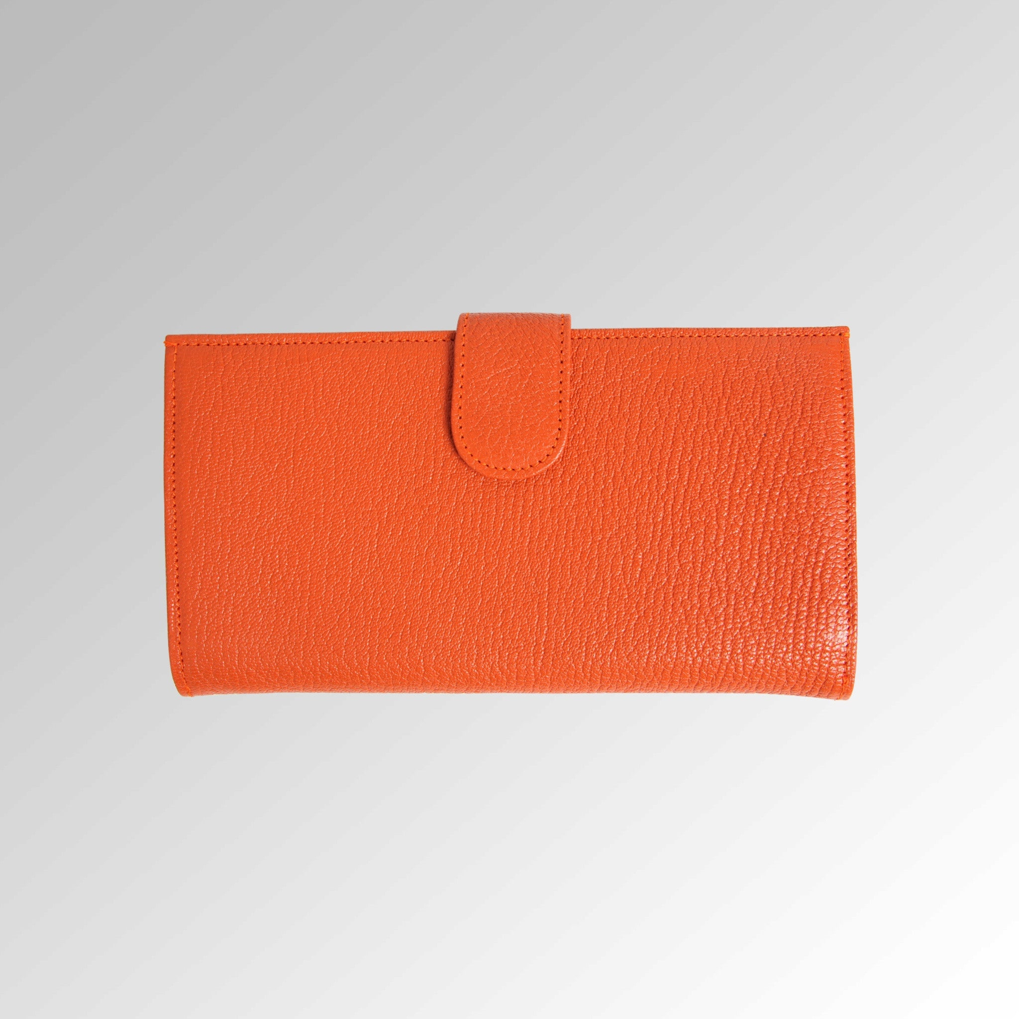 CHEVRE ENVELOPE CLUTCH