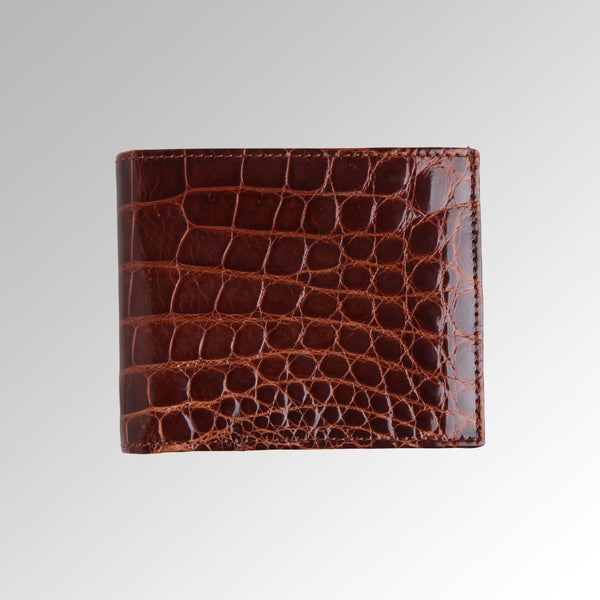 ALLIGATOR SIDE FLIP ID WALLET