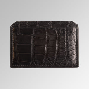 ALLIGATOR SLIM CARD CASE