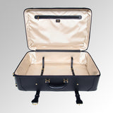 "DRESSAGE LEATHER 27"" WHEELED PACKING CASE"