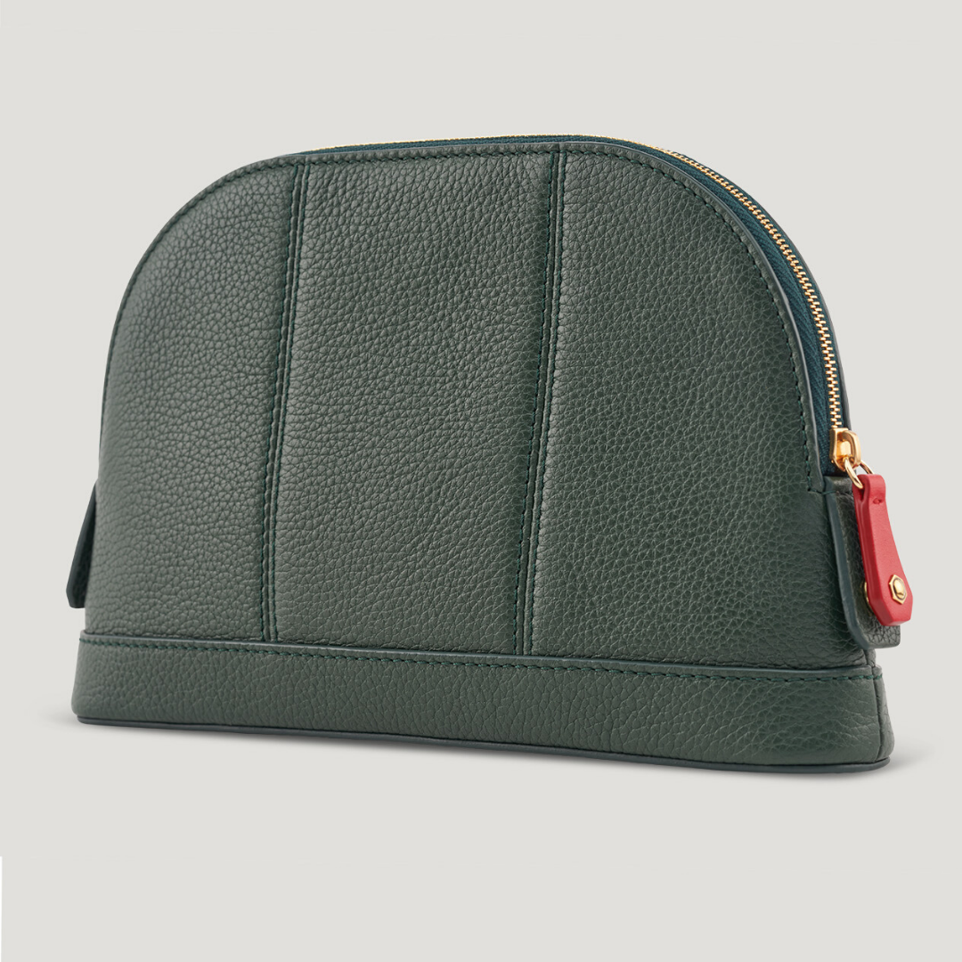 Connolly Money Pouch Green