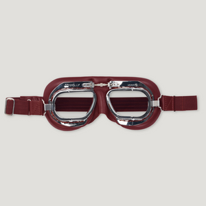 Connolly CB Goggles Burgundy