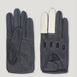 Connolly Road Rage Gloves Black-White