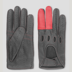 Connolly Road Rage Gloves Black-Red