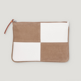 Connolly Taupe Circuit Pouch 1922