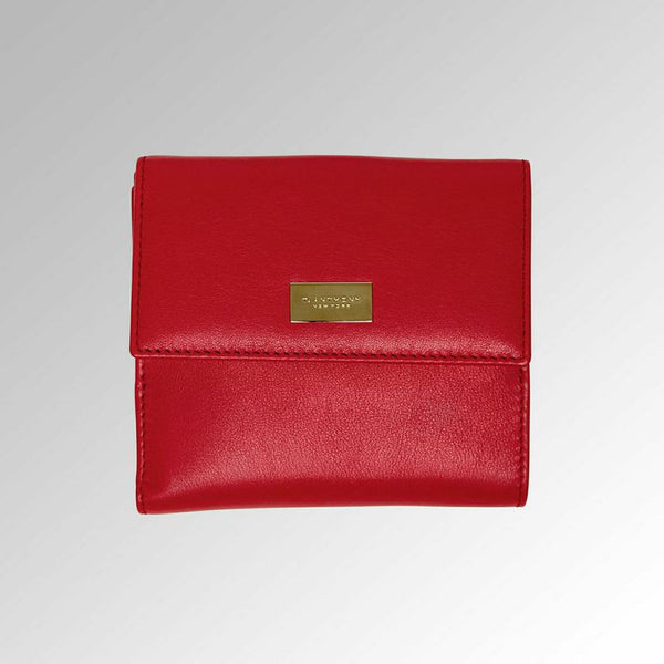 LUXE LEATHER FRENCH PURSE
