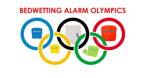 The Bedwetting Alarm Olympics