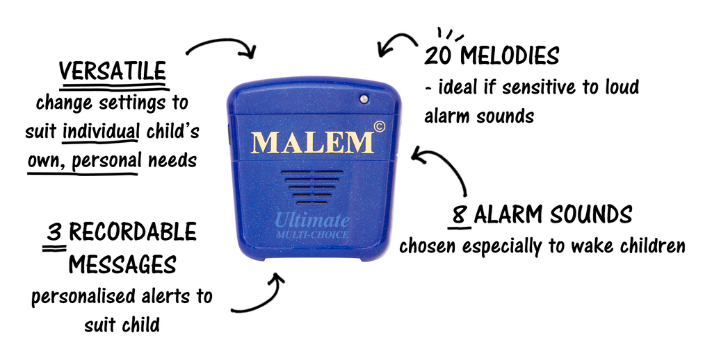 The best bedwetting alarm for autistic children