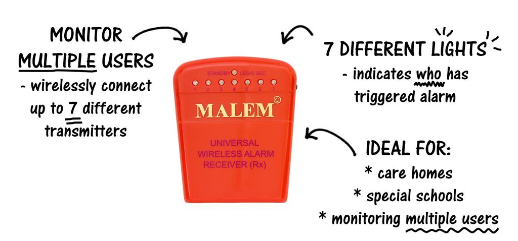 The best bedwetting alarm for care homes