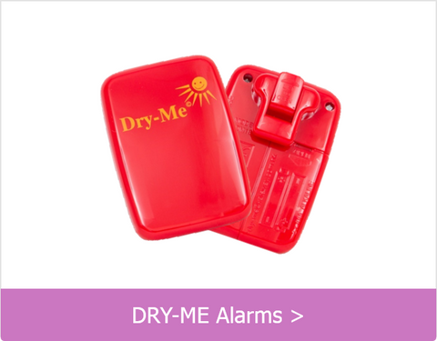 Dry-Me Bedwetting Alarms