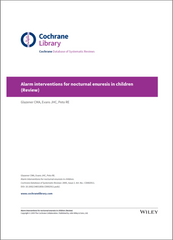 Glazener Cochrane Review
