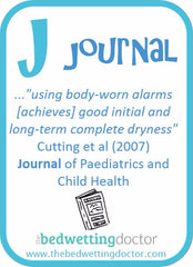 The Bedwetting Doctor J - JOURNAL
