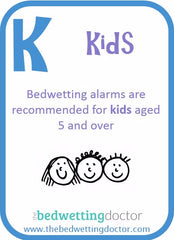 The Bedwetting Doctor K - KIDS